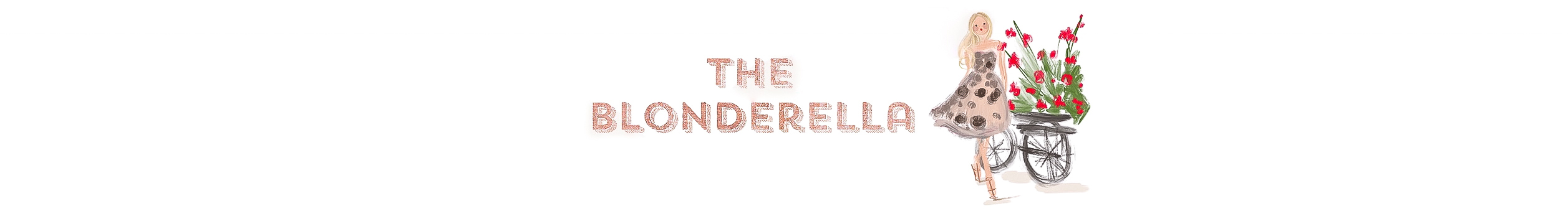 The Blonderella Logo