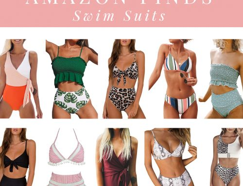 Amazon Finds: Swim Suits